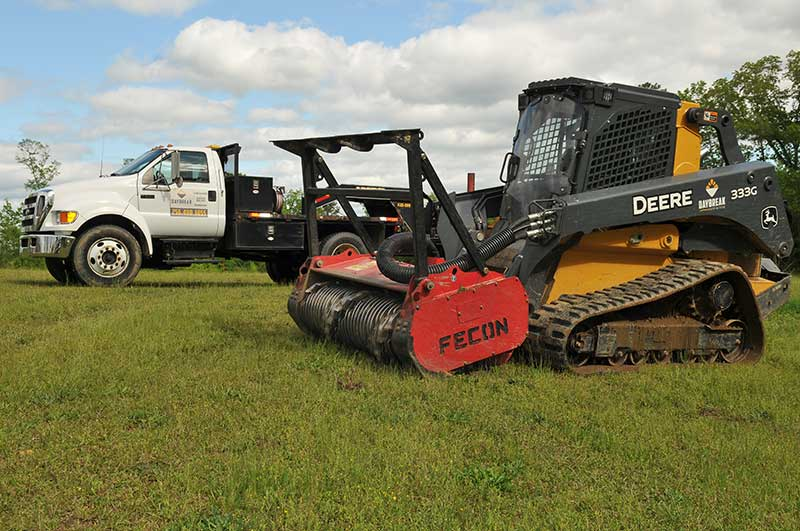Daybreak Contracting Forestry Mulching