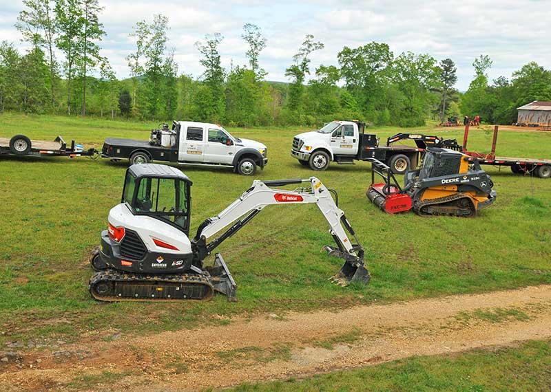 Daybreak Contracting Equipment