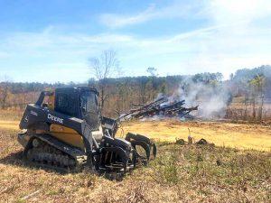 Land Clearing Alabama
